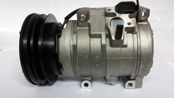 COMPRESSOR DE AR CONDICIONADO 2457781 ORIGINAL CATERPILLAR